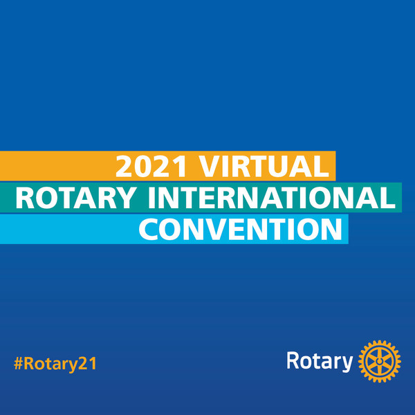 2021 Virtual Rotary International Convention