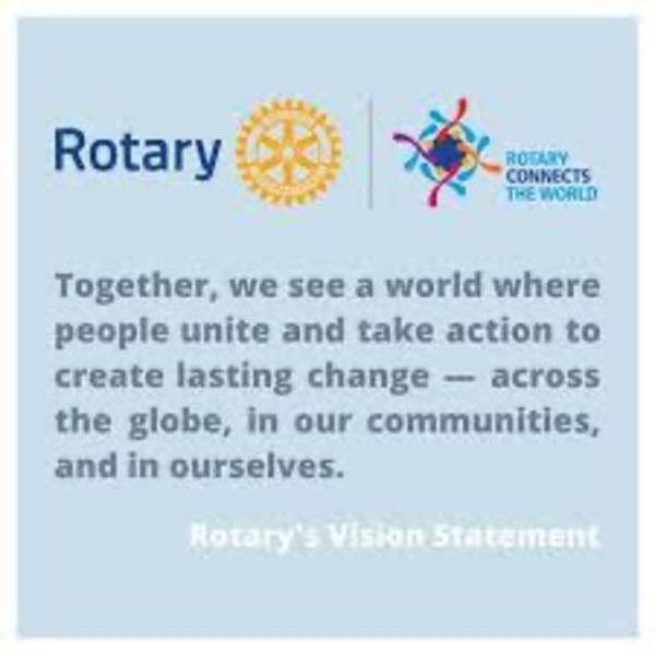 Rotary Vision Statement