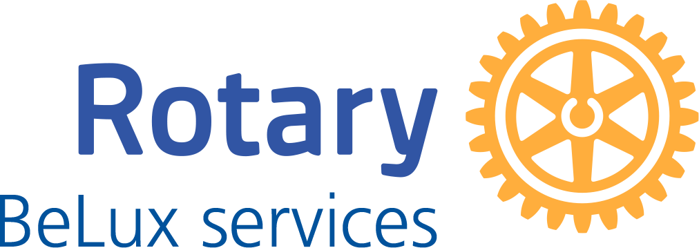 Logo Rotary BeLux Services
